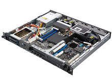 ASUS RS200-E9-PS2-F B Front Panel Rack Server